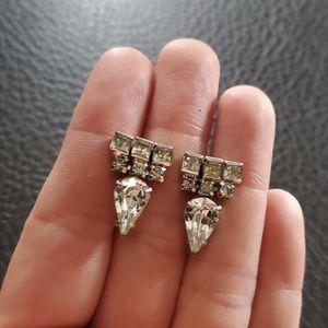 VTG screw-back earrings